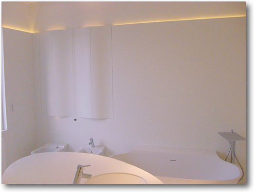habillage salle de bains corian crea diffusion sp cialiste corian. Black Bedroom Furniture Sets. Home Design Ideas